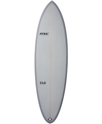 Rsc Surfboards D3 Surfboard Charcoal Charcoal