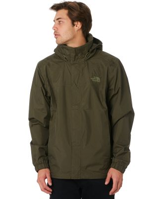 The North Face Resolve 2 Mens Jacket Taupe Green