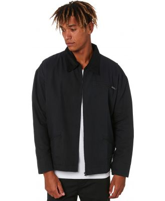 The People Vs Kane Mens Jacket Black
