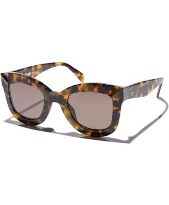 Valley Belgrade Sunglasses Yellow Grey Tort
