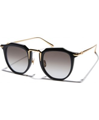 Valley Chateau Sunglasses Gloss Black Gold