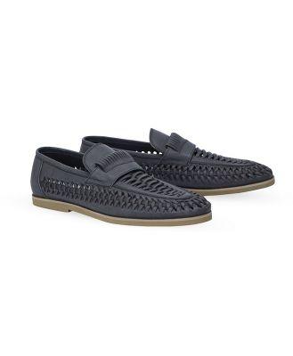 Tarocash Harry Slip On Shoe Black 8