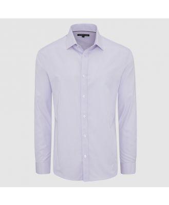 Tarocash Jasper Dress Shirt Lilac Xs