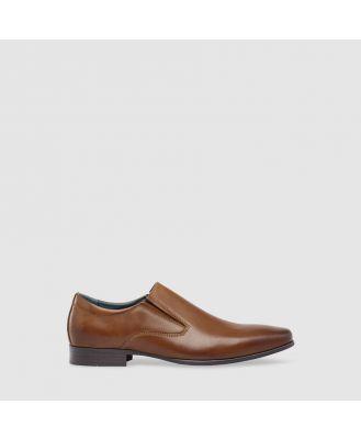 Tarocash Jonah Slip On Dress Shoe Tan 13