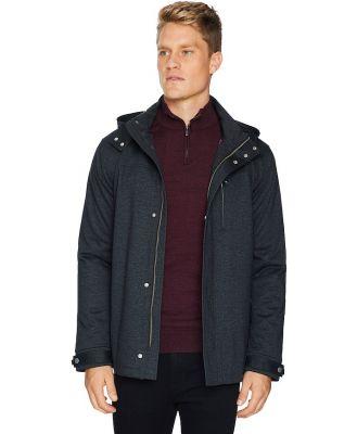 Tarocash Neo Hooded Jacket Charcoal Xl
