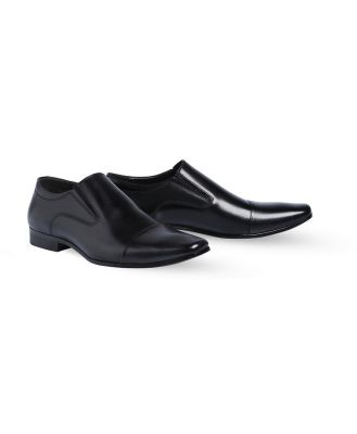 Tarocash Whiskey Slip On Shoe Black 7