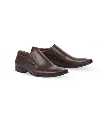 Tarocash Whiskey Slip On Shoe Cognac 8