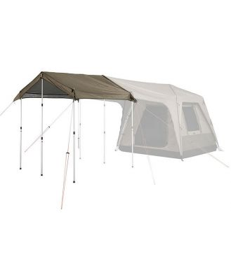BlackWolf Turbo Lite Extenda Awning - 240