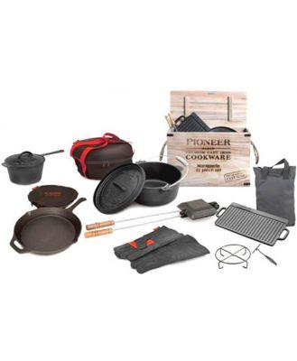 Campfire Cast Iron Set - 11 Piece