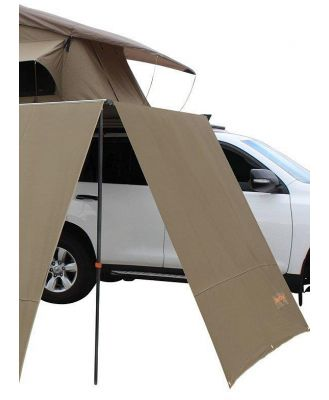 Darche Eclipse Ezy Side Ext - Awning Side Extension