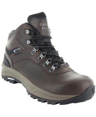HI-TEC Altitude VI I WP Mens Boots - Dark Chocolate/Dark Taupe/Black - Size: 13 US
