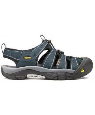Keen Newport H2 Mens Sandals - Navy Medium Grey