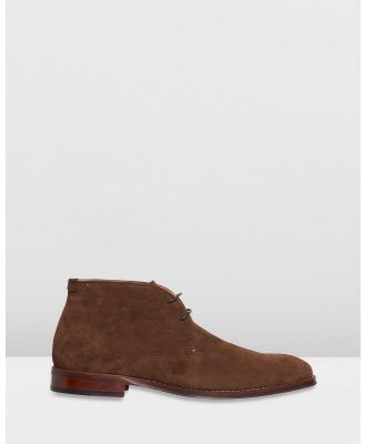3 Wise Men - The Marley - Boots (Brown) The Marley