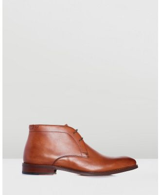 3 Wise Men - The Ozzy - Boots (Tan) The Ozzy