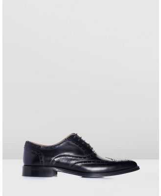 3 Wise Men - The Prince - Dress Shoes (Black) The Prince