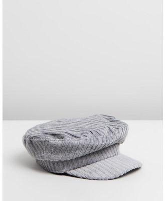 Ace Of Something - Broadwick Cap - Headwear (Silver) Broadwick Cap