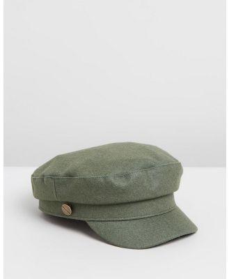 Ace Of Something - Meera Cap - Hats (Khaki) Meera Cap