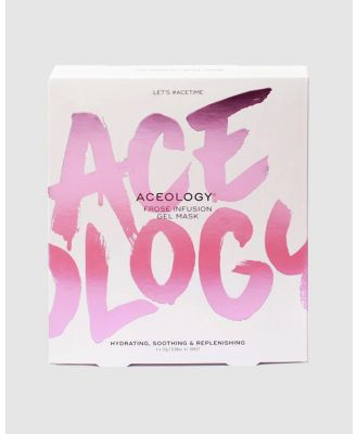 Aceology - Frose Infusion Gel Mask - Beauty (Frose) Frose Infusion Gel Mask