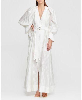 Acler - Parker Dress - Dresses (Ivory) Parker Dress