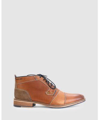 Acton - Ali - Boots (Brown) Ali