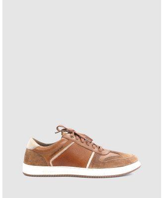 Acton - Fenech - Sneakers (Brown) Fenech