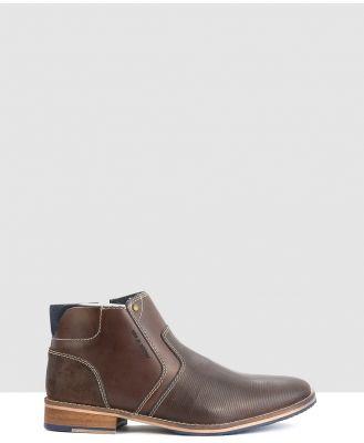 Acton - Frazier - Boots (Brown) Frazier