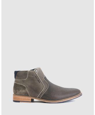 Acton - Frazier - Boots (Grey) Frazier