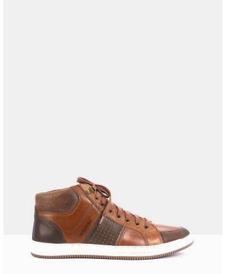 Acton - Liston - Sneakers (Brown) Liston