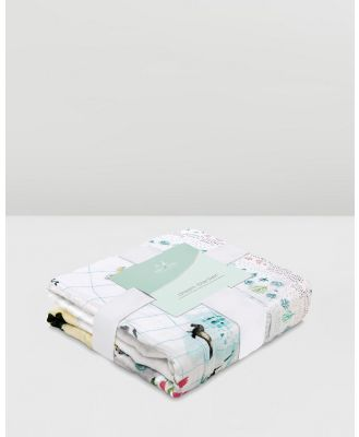 Aden & Anais - Classic Dream Blanket - Blankets (Around The World) Classic Dream Blanket