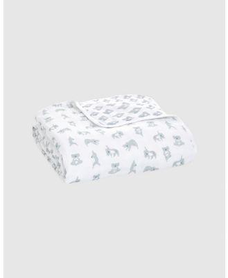 Aden & Anais - Classic Dream Blanket - Blankets (Now & Zen) Classic Dream Blanket