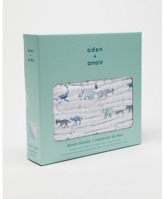 Aden & Anais - Classic Dream Blanket - Blankets (Rising Star Follow the Stars) Classic Dream Blanket