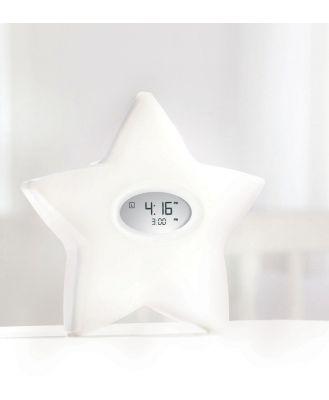 Aden & Anais - Serenity Star Room Temperature Night Light - Tech Accessories (White) Serenity Star Room Temperature Night Light