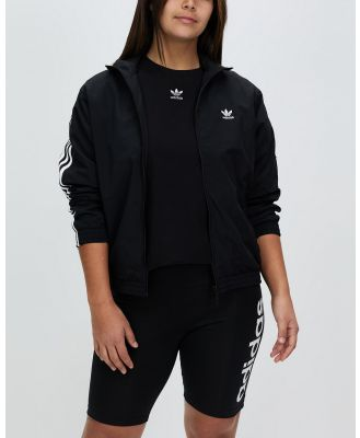 adidas Originals - Track Top - Coats & Jackets (Black) Track Top