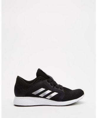 adidas Performance - Edge Lux 4   Women's Running Shoes - Performance Shoes (Core Black, Silver Metal & Cloud White) Edge Lux 4 - Women's Running Shoes