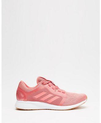 adidas Performance - Edge Lux 4   Women's Running Shoes - Performance Shoes (Hazy Rose, Hazy Rose & Gum) Edge Lux 4 - Women's Running Shoes