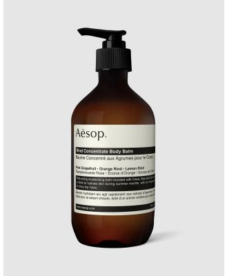 Aesop - Rind Concentrate Body Balm 500ml - Beauty (N/A) Rind Concentrate Body Balm 500ml