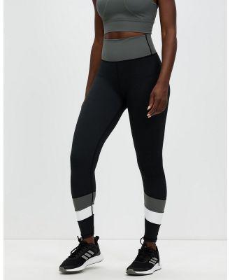 All Fenix - Selene 7 8 Legging - 7/8 Tights (Black) Selene 7-8 Legging