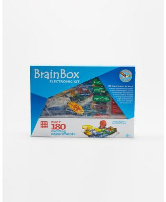 Ambi Toys - BrainBox   Over 180 Exciting Experiments - Educational & Science Toys (N/A) BrainBox - Over 180 Exciting Experiments