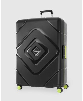 American Tourister - Trigard Spinner 79 29 - Travel and Luggage (Black) Trigard Spinner 79-29
