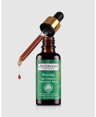 Antipodes - Worship Skin Defence Antioxidant Serum 30ml - Beauty (N/A) Worship Skin Defence Antioxidant Serum 30ml