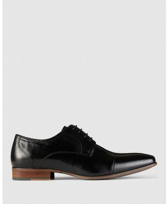 AQ by Aquila - Capri Lace Up Shoes - Dress Shoes (Black) Capri Lace Up Shoes