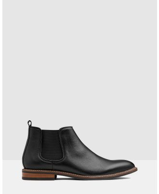 AQ by Aquila - Lucca Chelsea Boots - Boots (Black) Lucca Chelsea Boots