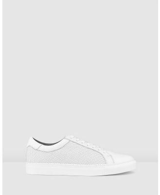 AQ by Aquila - Smith Sneakers - Lifestyle Sneakers (White) Smith Sneakers