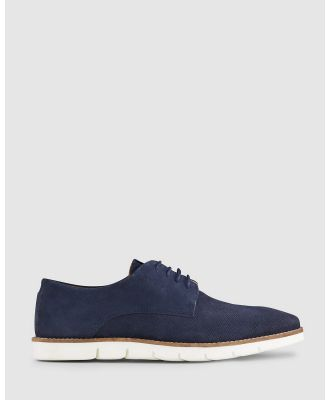 AQ by Aquila - Stockwell Casual Shoes - Lifestyle Sneakers (Navy) Stockwell Casual Shoes