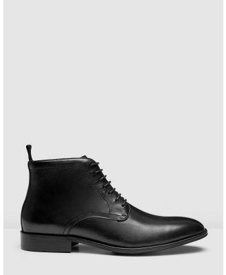 AQ by Aquila - Utah Chukka Boots - Boots (Black) Utah Chukka Boots