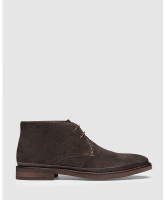 Aquila - Berenger Desert Boots - Boots (Brown) Berenger Desert Boots