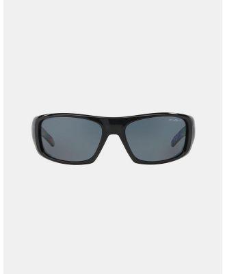 Arnette - Hot Shot - Sunglasses (Black) Hot Shot