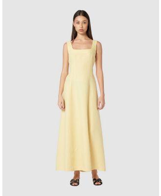 Arnsdorf - Amanda Dress - Dresses (Yellow) Amanda Dress