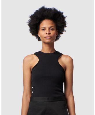 Arnsdorf - Roberta Tank - T-Shirts & Singlets (Black) Roberta Tank