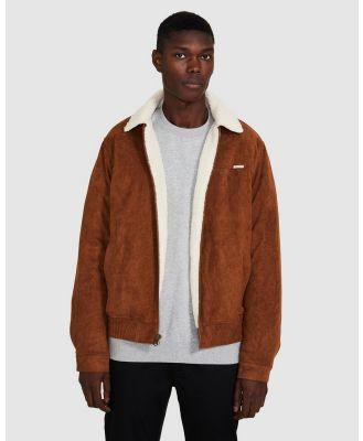 Arvust - Ellison Jacket - Coats & Jackets (TAN) Ellison Jacket